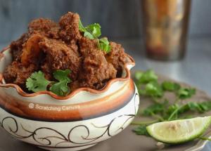 Bengali Mutton Kosha
