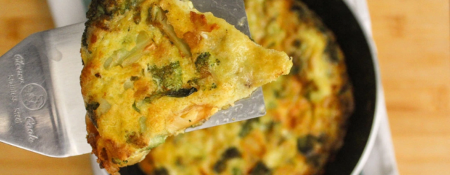 Broccoli Frittata
